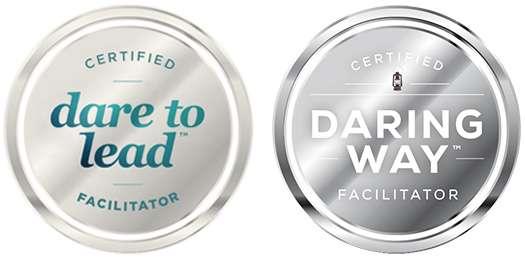 dare to lead certified facilitator