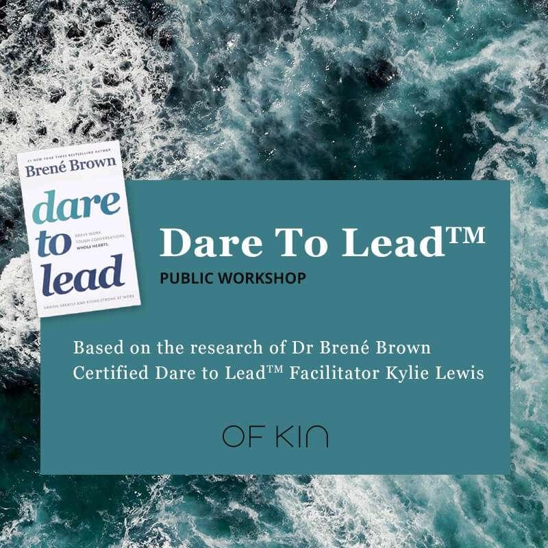 dare to lead dare to lead program australia