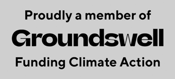 Proudly a Member of Groundswell