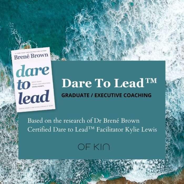 Dare to Lead Coaching