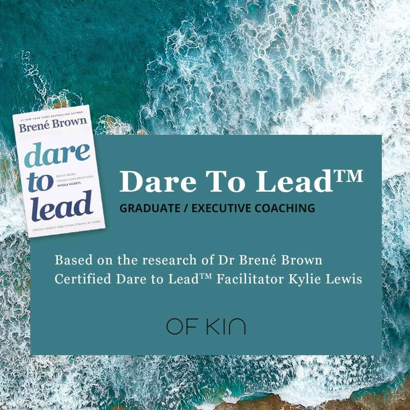 dare to lead coaching melbourne