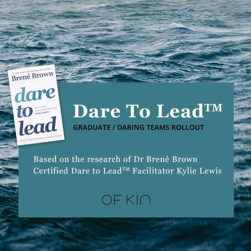 dare to lead daring teams