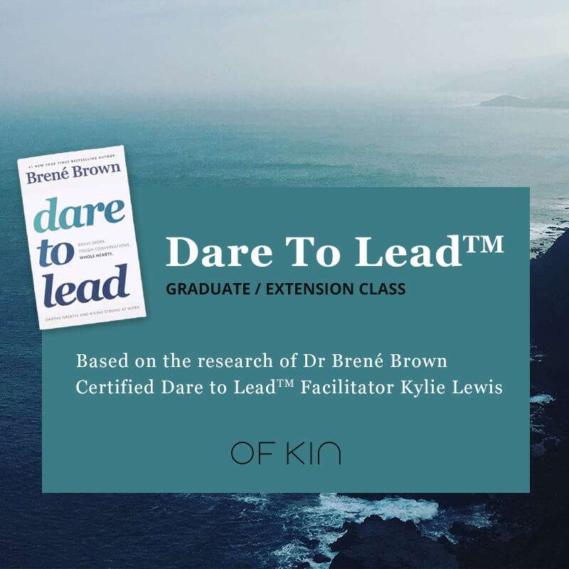 dare to lead extension class